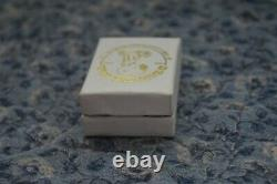 14K SOLID GOLD 1958 Peanuts Snoopy Dog Pendant Licensed New Old Stock