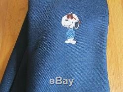 Joe COOL Snoopy Type Dog Tie Made by Solid Gold for Read & Watkins Limited