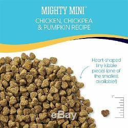Mighty Mini -Natural Holistic Dog Food for Toy & Small Breeds of All Life Stages