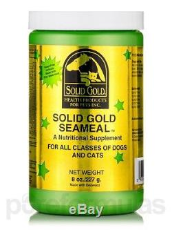 Seameal Dog & Cat Powder 8 oz (227 Grams) by Solid Gold