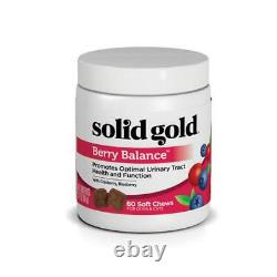 Solid Gold Berry Balance Uti Powder Dogs & Cats Factory Sealed