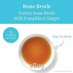 Solid Gold Bone Broth Human-Grade Bone Broth For Dogs Natural Collagen H