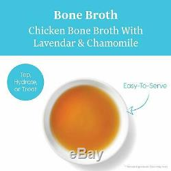 Solid Gold Chicken Bone Broth With Lavender And Chamomile Dog Food Topper, 8 Oz