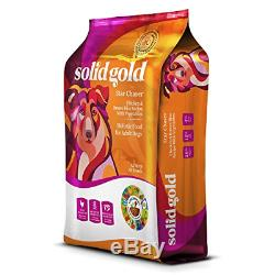 Solid Gold Dry Dog Food Star Chaser with Real Chicken & Brown Rice, 28.5lb