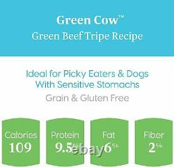 Solid Gold Green Cow Beef Tripe & Broth Natural Wet Canned Dog