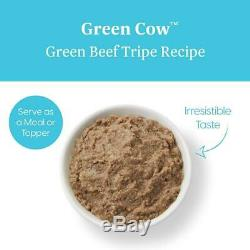 Solid Gold Green Cow Beef Tripe & Broth Natural Wet Canned Dog 3.5 OZ Cup