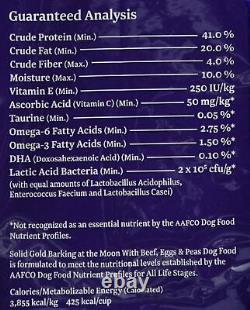 Solid Gold High Protein Dry Dog Food Barking at the Moon Grain-Free