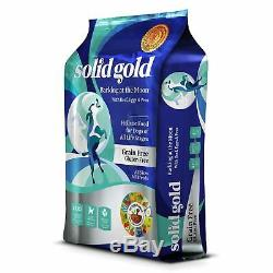 Solid Gold High Protein Dry Dog Food, Barking at the Moon Grain-Free with Real