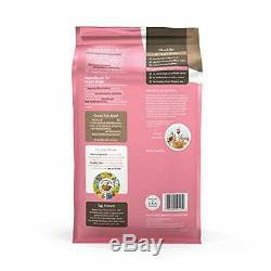 Solid Gold Hund-N-Flocken Natural Adult Dry Dog Food with Real Lamb