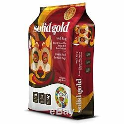 Solid Gold Large Breed Dry Dog Food Wolf King with Real Bison & Brown Rice