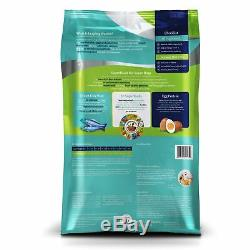 Solid Gold Leaping Waters Holistic Dry Dog Food, Cold Water Salmon Vegetables