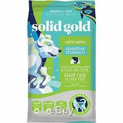 Solid Gold Leaping Waters with Cold Water Salmon Grain-Free Dog 22 lb