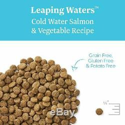 Solid Gold Leaping Waters with Cold Water Salmon Grain-Free Dog Food for