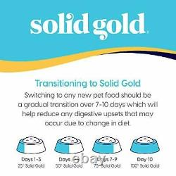 Solid Gold Love at First Bark Natural Dog Puppy Food Holistic Superfood
