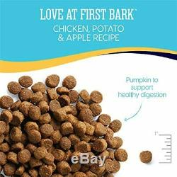 Solid Gold Love at First Bark Natural Dog Puppy Food Holistic Superfoods R
