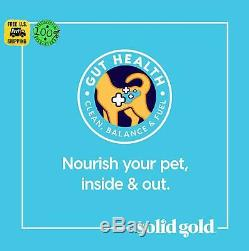 Solid Gold Mighty Mini Beef Small Toy Breed Wet Dry Dog Food 11 Lb Bag Packa