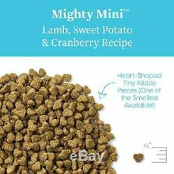 Solid Gold Mighty Mini Small & Toy Breed Dry Dog Food Grain-Free with Real L