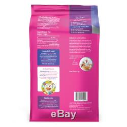 Solid Gold Mighty Mini Toy & Small Breed Dog Food Grain Free, Gluten Free 11Lb