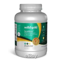 Solid Gold Seameal Nutritional All Breed Dog and Cat Supplement, 5 lb