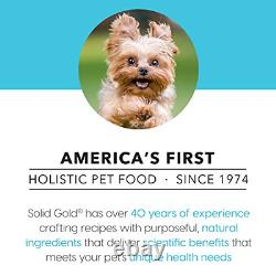 Solid Gold Small & Toy Breed Dry Dog Food Mighty Mini Grain-Free With Real La