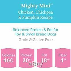 Solid Gold Small & Toy Breed Wet & Dry Dog Food (11 lbChickenDry)