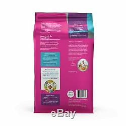 Solid Gold Small & Toy Breed Wet & Dry Dog Food with Real Protein Chicken 4 lb