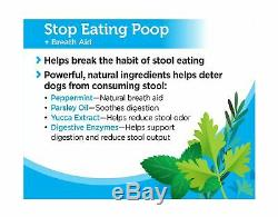 Solid Gold Stop Eating Poop Dogs with Coprophagia Natural Holistic Grain-Free