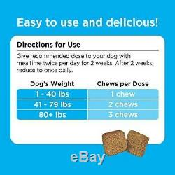Solid Gold Stop Eating Poop for Dogs with Coprophagia Natural, 60Ct