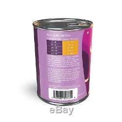 Solid Gold Wet Dog Food Howling At The Stars With Real Turkey, Fish & Sweet Can