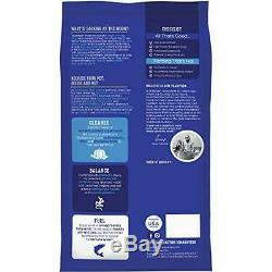 Solid. High Protein Dry Dog Food Barking at the Moon Grain-Free with Real Beef